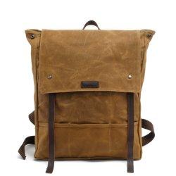 تصميم فتاة صغيرة وصبية جلد اليانوكوم واترهان Canvas College حقائب المدرسة (RS-K2033)