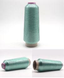 Lurex thread thread métalliques pour le tricotage
