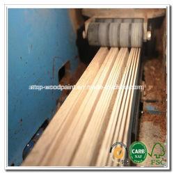 중국 설계된 목제 마루를 위한 목제 오크 호두 갱도지주 얇은 판자