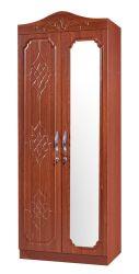 La membrana de PVC Armario Armario de almacenamiento cajón pecho precio barato hogar Muebles Muebles Venta caliente a África, Filipinas, Oriente Medio, el nuevo diseño de vestuario