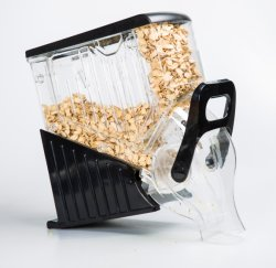 Plastic Factory Direct Sale Candy Dispenser Bulk Cereal containers