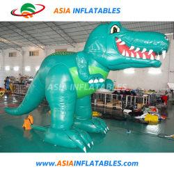 Реклама надувные гигантские мультфильм надувные Dragon для продажи
