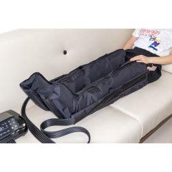 Terapia fisica del Massager del piedino di compressione di pressione d'aria dei 6 alloggiamenti per il ripristino del Rapid di sport