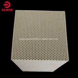 Honingraat Ceramische 150*150*300mm van de goede Kwaliteit 25 Kanalen