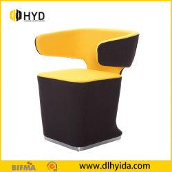 Уникальный дизайн диван высокие ожидания приема отдыха диван ткань один стул с кофе в таблице