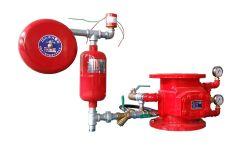 Extinción por rociadores contra incendios Sanjing System-Wet Valvezsfz alarma250