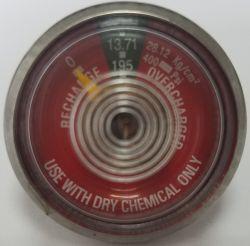Extintor de incendios Manómetro Accesorios