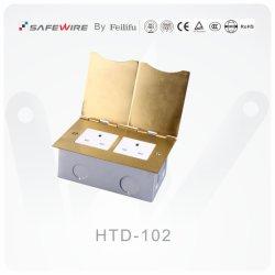 La prise électrique/Type de soudure Sockets/Wateproof Socket avec couvercle