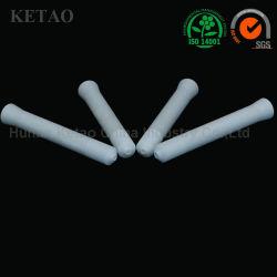 熱い押された白いほう素の窒化物のBn.陶磁器の棒の管