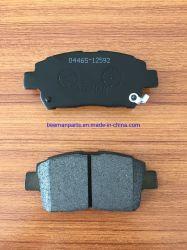 Coche de alta calidad Las piezas de freno de disco Non-Asbestos Pad para Toyota Corolla D2183