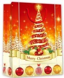 ميرى عيد ميلاد بالجملة سعر هدية تسوق يعبّئ ورقة حقيبة