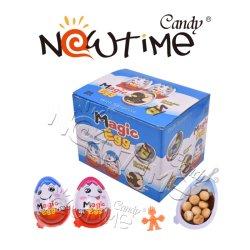 NTB18123 magic huevo Boy&Girl galletas de chocolate en la casilla