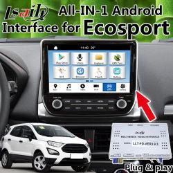Navigatore pronto per l'uso di GPS del Android All-in-1 per Ford Ecosport Sync3 con il programma di Google, Youtube, Mirrorlink