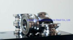 티타늄과 스테인리스 용접된 관 또는 관 롤러 세트