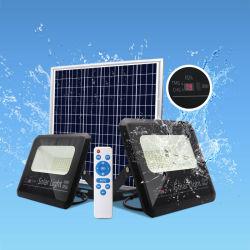 Wasserdichte, SMD-Flutlichtlampe für den Außenbereich, IP65, mit Aluminiumgehärtetem Glas, Solar-LED-Flutlicht, 100 W