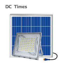 工場屋外アルミニウムIP66リモート・コントロール太陽洪水ライト3000lm LED