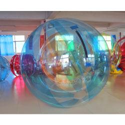 كرة السير المائية القابلة للنفخ المصنوعة من مادة PVC المخصصة
