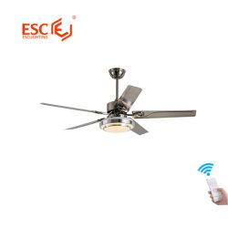تخفيضات ساخنة على جهاز تحكم عن بعد بحجم 52 بوصة، سقف أبيض دافئ 70 واط مروحة LED للمروحة