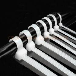 China colorida de bridas de nylon Zip personalizados de alambre de amarre de nylon Bridas pinza de sujeción