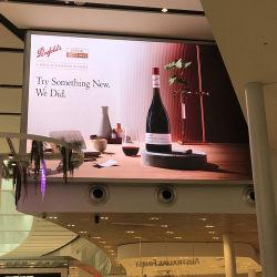 Frente al aire libre en el interior de alta definición LED Servicio trasero Billboard 500*500mm P2.6 P2.9 P3.91 P4.81 Color SMD Alquiler de etapa de la pantalla LED de interior