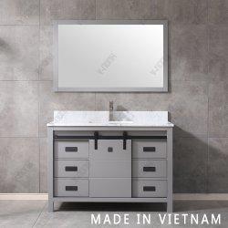 Populares fecho suave mobília Andorinha Conjuntos de gabinete para banheiro Use