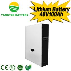 بطارية ليثيوم سكوتر كهربائية ذات 48 فولت مثبتة على حائط نهر يانغتسي مع خلية الغياب