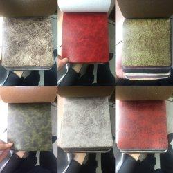 Míldio PU PVC resistente revestimento de móveis sofá de couro Material de couro