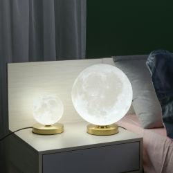 Corda base 3D Unicorn personalizzato i Love You Design acrilico Lampada di fornitura di accessori per chiodi Magic LED Water Decrative Glass Bubble Dining