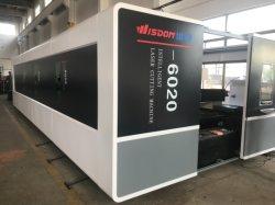 Hochleistungs-Faser-Laser-Schneidemaschine mit CE 3000W Metallblech