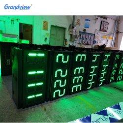 Scheda Prezzo impermeabile per stazione di gas Display LED Price Screen