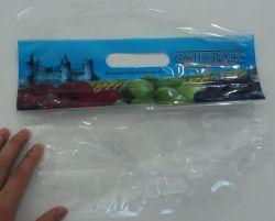 Uva de plástico de alta calidad Bolsa de protección de la bolsa de fruta de la bolsa de cereza