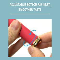 الظرف القابل للتصرف 1500 حفاضات نفخة التبخير للمدخنين قابل للاستخدام مرة واحدة E السجائر السجائر الإلكترونية السائلة