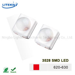 SMD LED 3528 Red Expert China Manufacturer (الشركة المصنعة الصينية للخبير