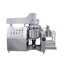 Crema nutritiva mezcla de vacío mayorista emulsionante homogeneizador máquina