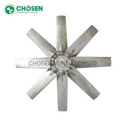 Avec l'équilibre dynamique Test Exhasut pour système de ventilation La ventilation des pales de ventilateur
