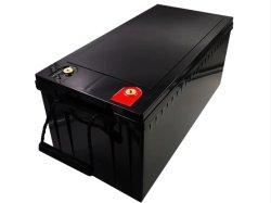 El fosfato de hierro de litio batería 12V 150Ah LiFePO4 de la batería Batería de almacenamiento de energía solar para la estación de 5g/ sistema de almacenamiento de energía solar/ Home copia de seguridad y uso fuera de la red