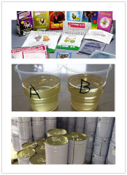 Le rendement général Base de solvant adhésif pour plastification de package flexible