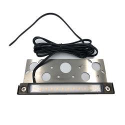 12V Low Voltage Slim Light Hardscape/Rail-Stone Cap Light