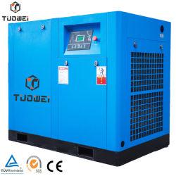 ضاغط الهواء اللولبي الدوار أحادي التوأم الصناعي بأفضل الأسعار لعام 2020 (ISO&CE)
