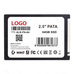 2.5인치 IDE 44핀 64GB SSD PATA 솔리드 스테이트 드라이브