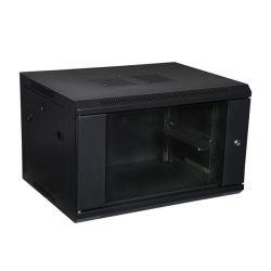 AC ventilateurs de refroidissement armoire de serveur de montage mural armoire rack 6U