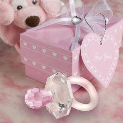 Crystal sucette Cadeau Anniversaire Cadeau souvenir pour les clients