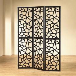 Material de construção esculpida de metal do painel da tela da placa de alumínio para decoração