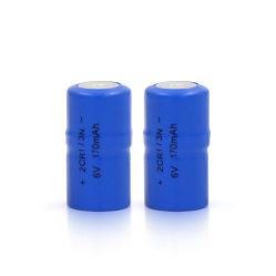 Высокое качество 6V 170 Ма/ч 2CR1/3n литиевой батареей