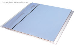 Het Wit van uitstekende kwaliteit polijst het Plafond van pvc en Binnen Decoratief van pvc van het Comité van de Muur Gelamineerde voor het Valse Plafond van het Huis