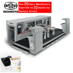 Автоматической горячей штамповки пленки и бумаги среза, наклейка, картон машины