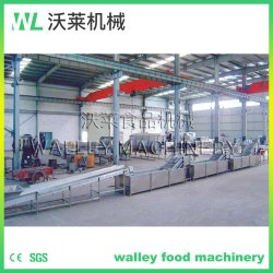 Machine van de Lijn van de Pruim van de Gedroogde pruimen van het Fruit van China de Droge