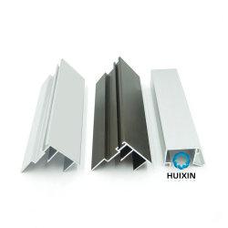 Fabrik Preis Eloxiert Farbe Aluminium Tür Rahmen Material