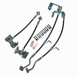 Haute qualité flexible de frein hydraulique DOT approuvé pour les pièces automobiles