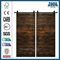 Armario de madera decorativos de cuarto de baño de Hardware de la puerta del granero deslizante